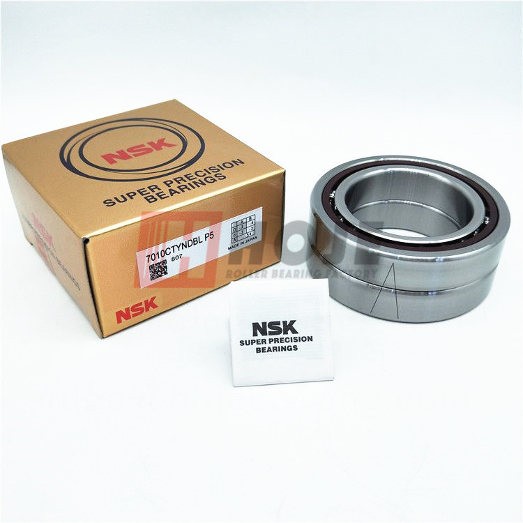 NSK High Speed Paired Bearing 7010 CTYNDULP5